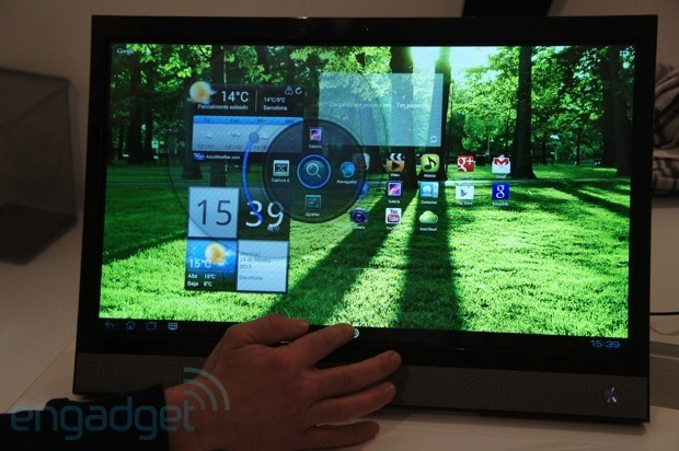 Smart Display DA220HQL: Acer macht in Android-All-In-Ones (Hands-On)