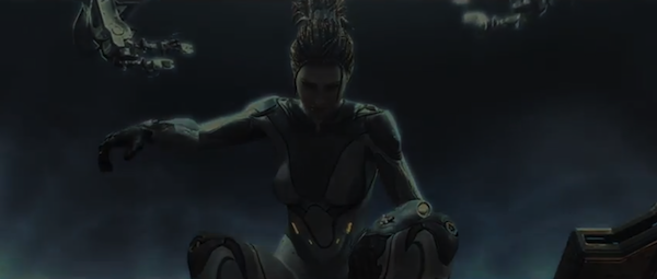 Neuer StarCraft 2-Trailer für Heart of the Swarm (Video)