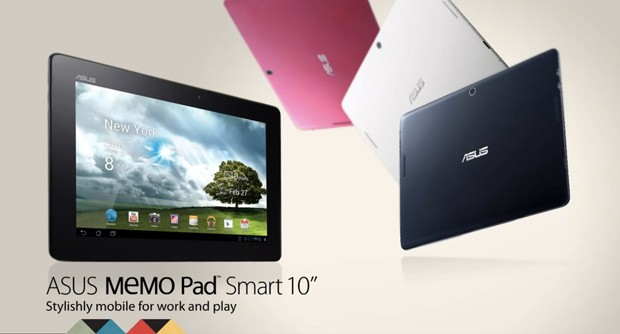 "Asus teasert das 10"" MeMo Pad im Video"