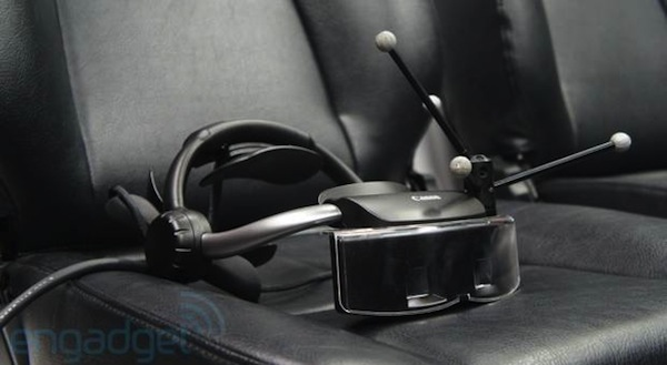 Hands-On: Canon MREAL Mixed Reality Headset (Video)