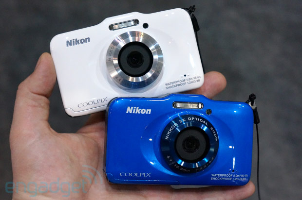 Nikon Coolpix AW110 und S31 Hands-On