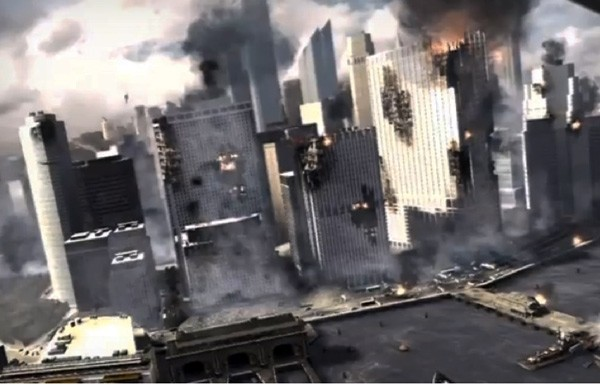 "Nordkorea-Propaganda: New-York-Zerstörung aus Call of Duty zu ""We Are the World"" (Video)"