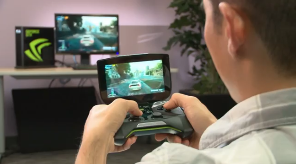NVIDIA zeigt Project Shield Gamestreaming vom PC mit Need For Speed: Most Wanted (Video)