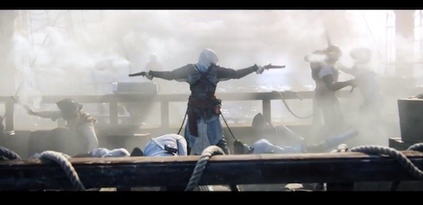 Trailer: Assassin's Creed 4 - Black Flag