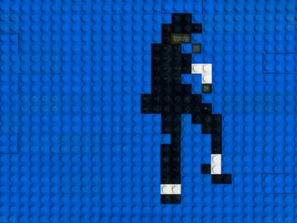 Animation: Michael Jackson zeigt seine Moves als Lego-Pixel-Männchen im 8-Bit-Style (Video)