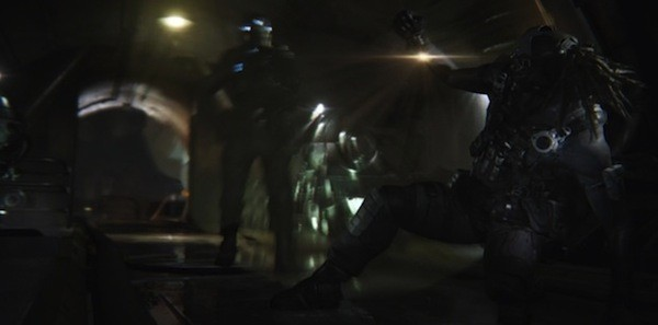 "Unreal Engine 4 ""Infiltrator""-Demo (Videos)"