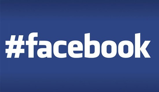 Hashtags auf Facebook in Planung