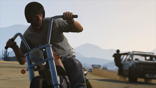 Teaser: Rockstar Games postet neue GTA V-Screenshots