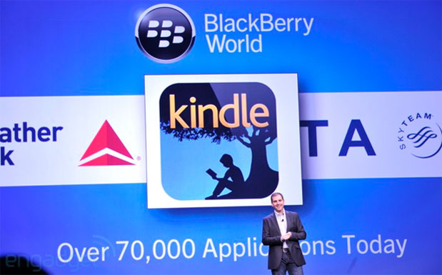 BlackBerry 10: Über 100.000 Apps