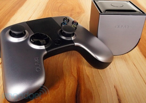 OUYA Android Konsole Hands-On