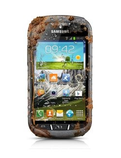 Samsung Galaxy Xcover 2: Outdoor-Handy startet in Deutschland