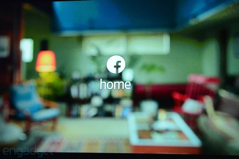 Facebook Home, ein erster Überblick (Cover Feed & Chat Heads)