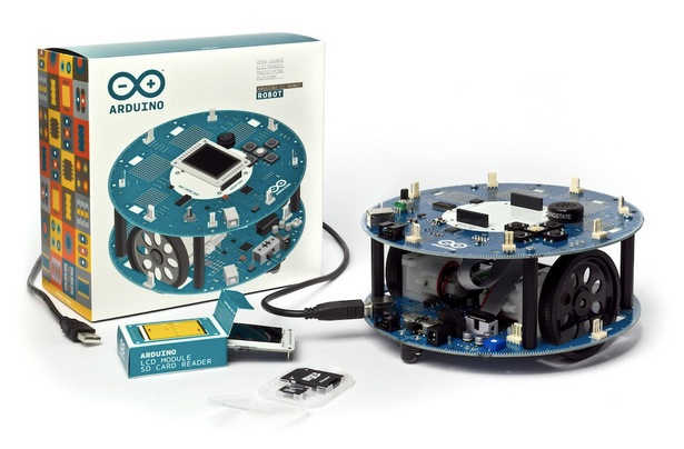 Neuer Arduino Roboter (Video)