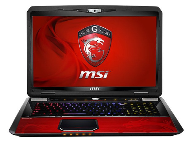 MSI GT70 Dragon Edition: Das erste Gaming-Laptop mit Haswell-Prozessor