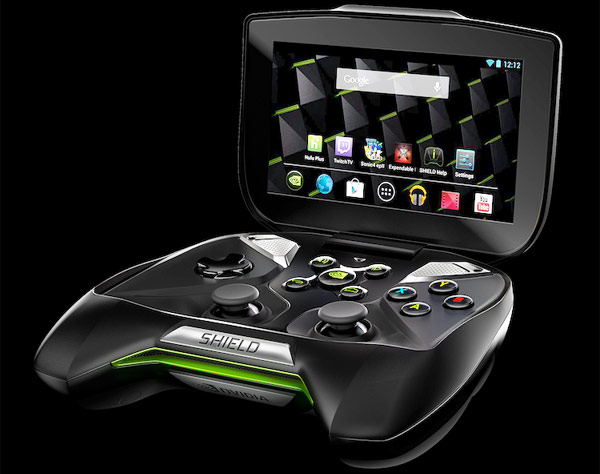 Android-Konsole Project Shield kommt als NVIDIA Shield für 350 Dollar in die US-Läden