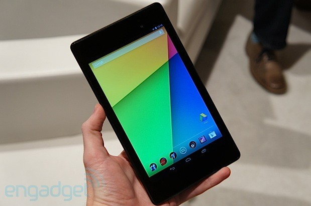 Hands-On: Nexus 7