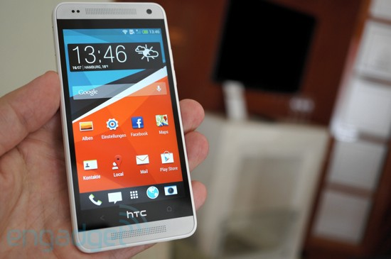 HTC One mini: Ab August zu haben, 449 Euro (Preview, Hands-On)