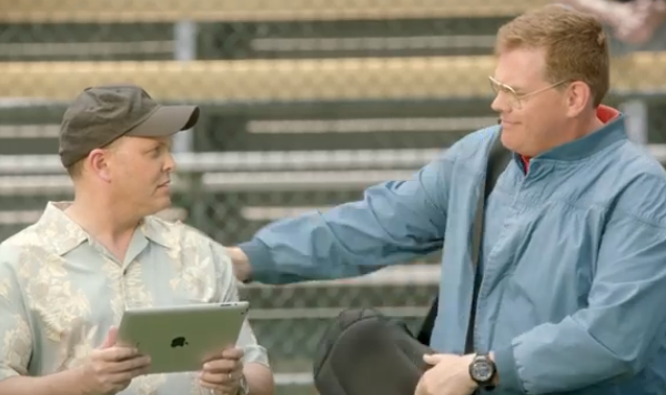 Microsoft bringt vierten Anti-iPad-Spot (Video)