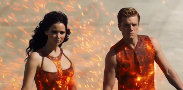 "Zweiter Trailer zu ""Hunger Games: Catching Fire"" ist da (Video)"