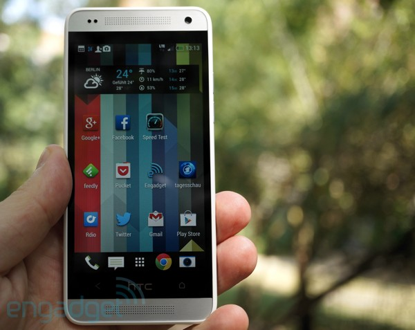 Review: HTC One mini
