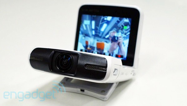Hands-on: Canons 1080p-Selfie-Cam Legria mini
