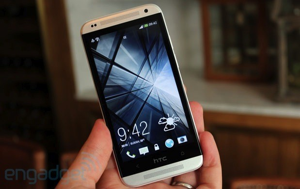 HTC Desire 601 Hands-on (Video)