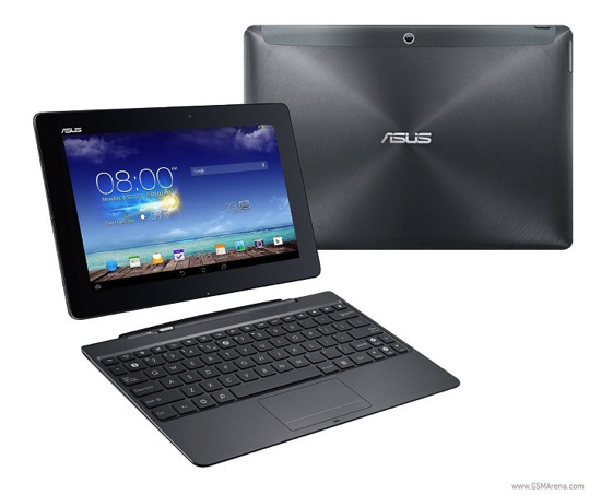 Asus New Transformer Pad: Tegra 4, 2560x1600 Pixel, Android 4.2