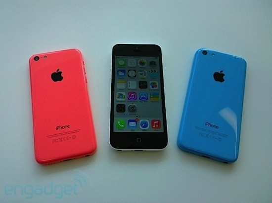Hands-On: iPhone 5C