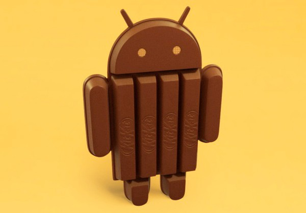 "Google tauft Android 4.4 ""KitKat"", Nestlé macht auf 50 Mio. Sckokokeksriegeln Cross-Promotion (Video)"