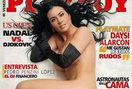 Diosa Canales se desnuda en Playboy