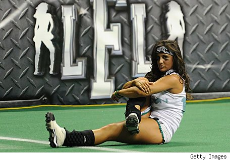 lingerie football league en mexico