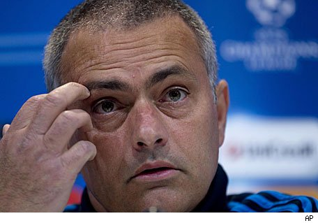 Jose Mourinho prefiere al Chelsea