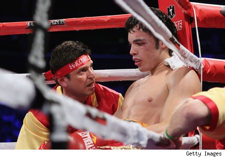Julio Cesar Chavez JR y Maravilla Martinez