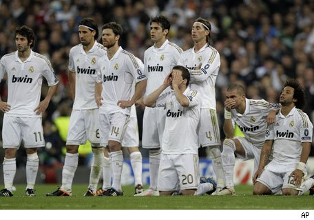 Real Madrid La Liga BBVA