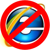 Boycott IE