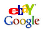 ebay to display google ads