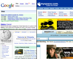 Websites that changed the world
