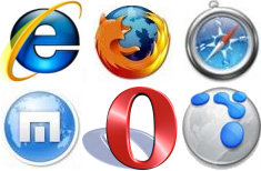 Web Browser Faceoff