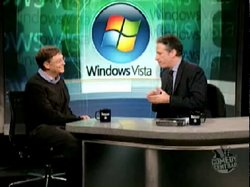 Bill Gates on The Daily Show