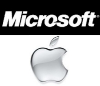 Microsoft Apple