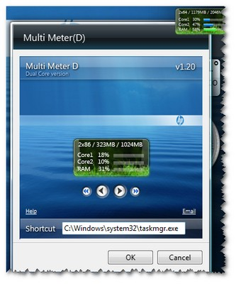 Multi-Meter Dual-core