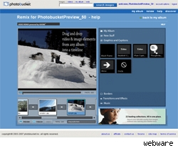 photobucket video editing