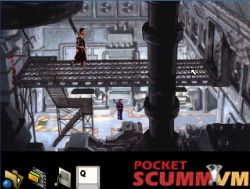 ScummVM - Beneath a Steel Sky