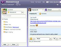 Yahoo! Web Messenger