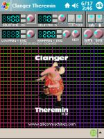 Clanger Theramin