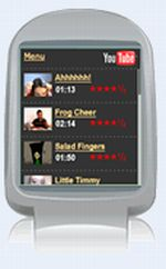 YouTube Mobile Phone