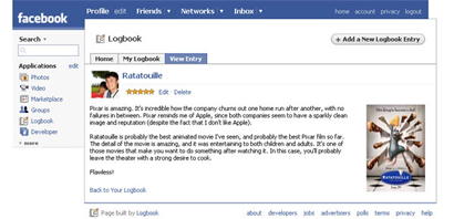 Facebook Apps 4 sale on eBay