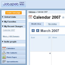 JotSpot = Google Wiki? and the launch of Google Presentations