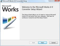 Works 6-9 Converter
