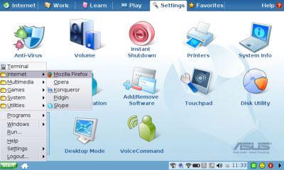 Start Menu